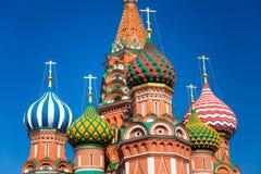 Kathedrale des Heilig-Basilikums Stockfoto