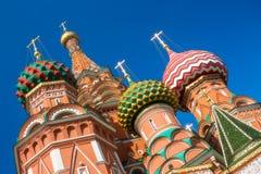 Kathedrale des Heilig-Basilikums Lizenzfreie Stockfotos