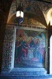 Kathedrale des Heilig-Basilikums, Moskau, russische Bundesstadt, Russische Föderation, Russland Stockfotos