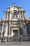 Kathedrale des Heiligen Agatha Stockbild