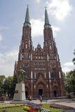 Kathedrale des Heiligen Florian Stockbilder