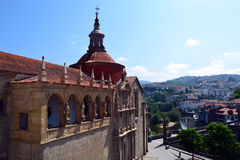 Kathedrale des Heiligen Gonçalo Stockfotos