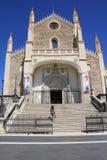 Kathedrale des Jeronimos, Madrid, Spanien Stockbilder
