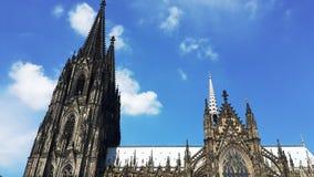 Kathedrale in Deutschland Lizenzfreies Stockfoto