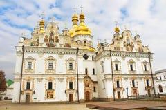 Kathedrale die Annahme der Jungfrau, Kyiv, Ukraine lizenzfreie stockbilder