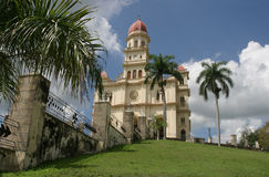 Kathedrale-EL Cobre, Kuba Lizenzfreies Stockfoto