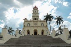 Kathedrale-EL Cobre, Kuba stockfoto