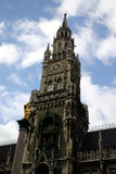 Kathedrale in Europa Lizenzfreies Stockbild