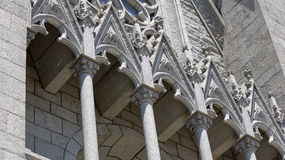 Kathedrale Externalelemente Stockfotos