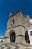 Kathedrale in Faro, Algarve Region, Portugal Stockfotografie