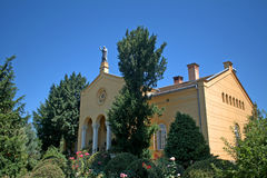 Kathedrale Fot Ungarn Lizenzfreie Stockfotos