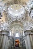 Kathedrale Frauenkirche. Stockbild