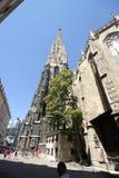 Kathedrale heiliger Stephan Wien stockfoto