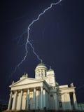 Kathedrale in Helsinki Lizenzfreie Stockfotografie