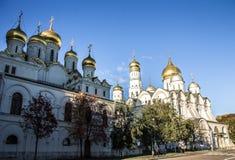 Kathedrale im Kreml, Moskau Stockfoto