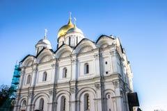 Kathedrale im Kreml, Moskau Stockbilder