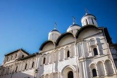 Kathedrale im Kreml, Moskau Lizenzfreie Stockfotos