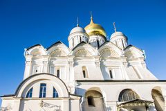 Kathedrale im Kreml, Moskau Stockbild