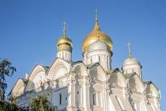 Kathedrale im Kreml, Moskau Stockfotografie