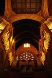 Kathedrale-Innenraum Lizenzfreies Stockfoto