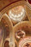 Kathedrale-Innenraum Lizenzfreie Stockbilder