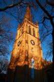 Kathedrale jn wakefield lizenzfreie stockfotos