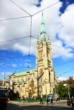 Kathedrale-Kirche Str.-James Stockbild