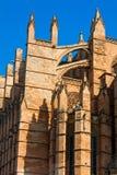 Kathedrale La Seu Lizenzfreies Stockbild