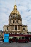 Kathedrale Les Invalides Lizenzfreie Stockfotos
