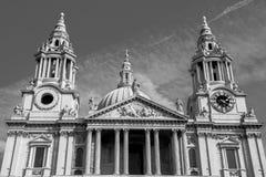 Kathedrale London Str Stockfoto
