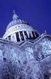 Kathedrale London Str.-Pauls Lizenzfreie Stockfotografie