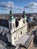 Kathedrale, Lublin, Polen Lizenzfreies Stockfoto