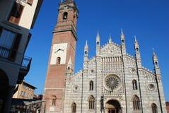 Kathedrale, Monza Stockbild