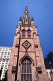 Kathedrale in New York Lizenzfreies Stockfoto