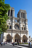 Kathedrale Notre Dame von Remis Stockbilder