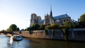 Kathedrale Notre Dame von Remis Lizenzfreie Stockbilder