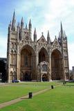 Kathedrale, Peterborough, England. Stockfoto