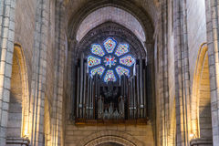 Kathedrale in Porto Stockfoto