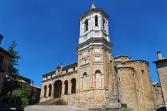 Kathedrale, Roda de Is?bena Stockfoto