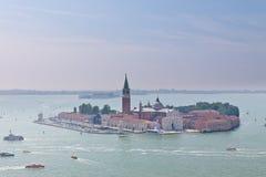Kathedrale San Giorgio Maggiore Stockbild