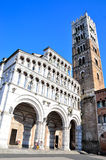 Kathedrale San Michele Lucca, Lizenzfreie Stockfotografie