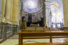 Kathedrale Sant Agata Stockfotos