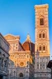 Kathedrale Santa Maria del Fiore Duomo Lizenzfreie Stockfotografie