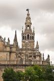 Kathedrale. Sevilla. Spanien. Lizenzfreie Stockbilder