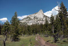 Kathedrale-Spitze, Nationalpark Lizenzfreies Stockfoto