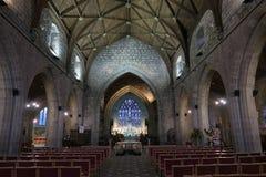 Kathedrale St. Asaph Stockfoto