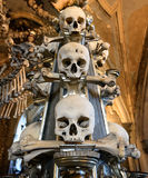 Kathedrale St. Barbaras, Kutna Hora Stockfotos
