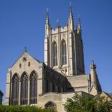 Kathedrale St. Edmundsbury in Bedecken-St. Edmunds lizenzfreie stockfotografie