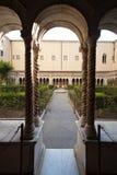 Kathedrale St Paul aus den Wänden Rom heraus Lizenzfreies Stockfoto