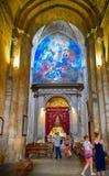 Kathedrale St Sauveur, Aix-en-Provence, Frankreich Stockbilder
